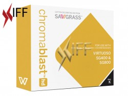 Chromablast-HD ink Black 42 ml for Sawgrass SG400/800