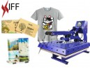 KTS heatpress machine for printing on T-shirts, pillows puzzles - Innovative Fittings
