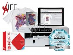 Sawgrass SG 800 Printer with Set of Sublijet-HD ink CMYK IFF
