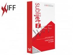 Sublijet-HD Sublimation Ink Light Light Black 220 ml for Sawgrass VJ 628 IFF