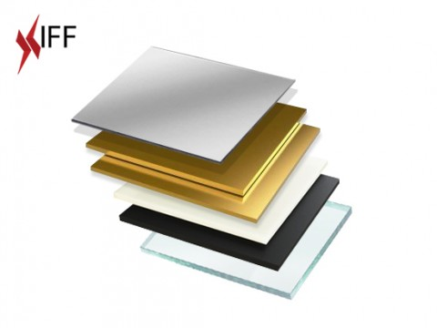Cast acrylic sheet - 122 X 244 cm