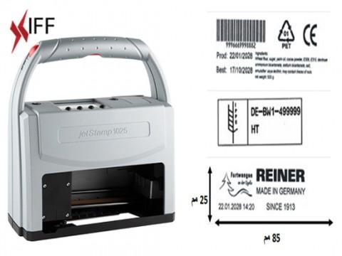 Expiry date & Logos Printing Machine - Jet Stamp 1205