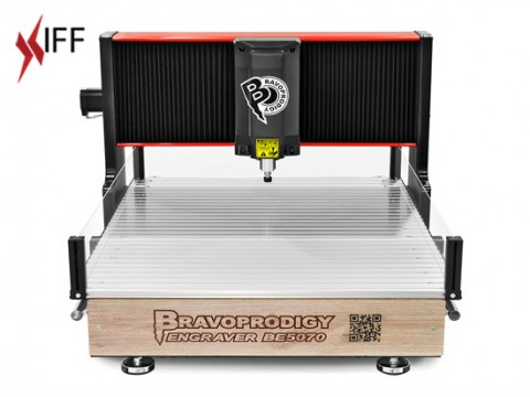 All In One Desktop CNC Router Machine
