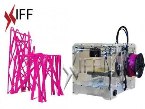 3D Printer D4X model - 1 color printing