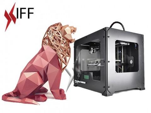 3D Printer D4S model - 2 colors printing