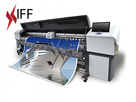 Large Format Indoor/Outdoor Printer 3.2 m wide
