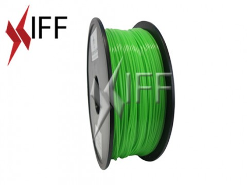 PLA: Nuclear Green: 3mm