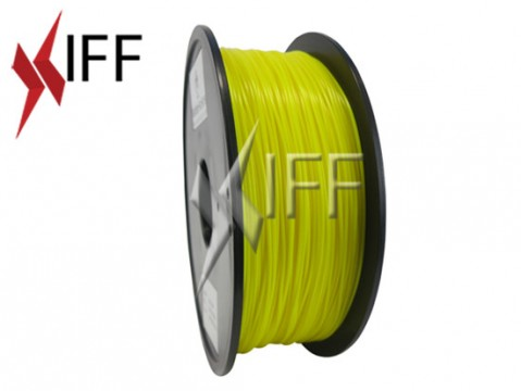 PLA: Translucent Yellow: 3mm