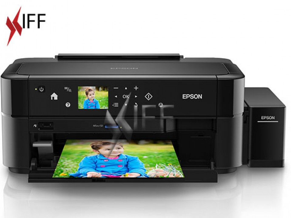 Epson L805 Sublimation Printer with Set of Inks