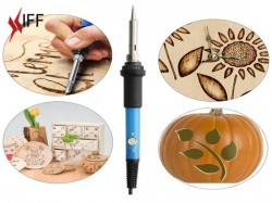 القلم الحرارى للرسم والنقش على الخشب