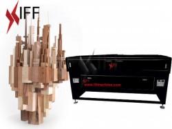 KH120 ماكينة الليزر للقص و النقش - ١٣٠ واط التجهيزات المبتكرة