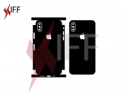 ملف تصميم أستكرحماية لأيفون اكس اس