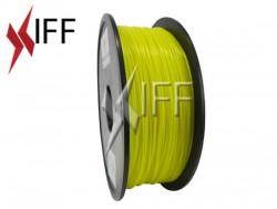 مادة PLA: شبه شفاف أصفر: ٣مم