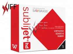 Sublijet-HD Sublimation Ink Black for Sawgrass SG400/800 IFF