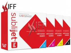 Sublimation Ink CMYK ُExtended Package - SG800 IFF