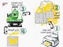 المكبس الحراري KTM للطباعة على التيشيرتات والدروع والأقمشة والخداديات والبزل وجميع المسطحات - التجهيزات المبتكرة