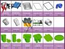 KT3DM ماكينتي الطباعة الحرارية على الأكواب والتيشيرتات وكفرات الجوال والخداديات والدروع وباقي الاجزاء المسطحة - التجهيزات المبتكرة