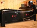 KC250 ماكينة سي ان سي راوتر نقش و حفر و قص  قوة ٦ كيلو واط التجهيزات المبتكرة