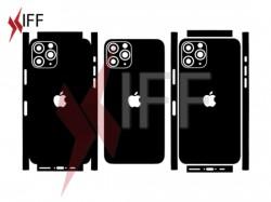 ملف تصميم أستيكر حمايه - أيفون 11 برو