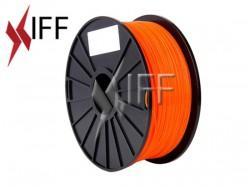 مادة PLA: برتقالي شبه شفاف: ١.٧٥مم
