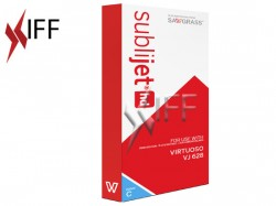 Sublijet-HD Sublimation Ink Cyan 220 ml for Sawgrass VJ 628 IFF