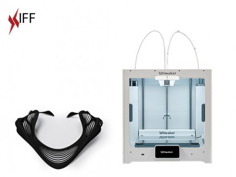 Ultimaker 3D printer S5 model