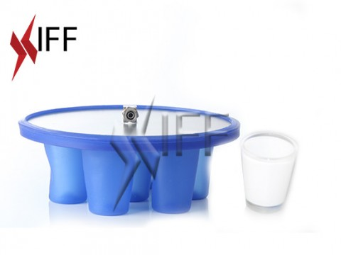 Mould for small wine glass IFF