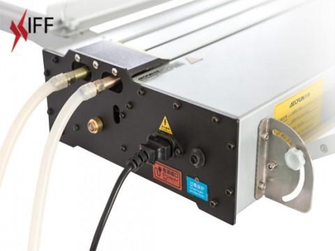 ماكينة صهر الاكريليك والبلاستيك الحرارى ABM 1300