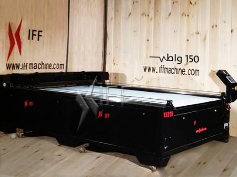 kh250 ماكينة الليزر للقص والنقش باستطاعة 150 واط - التجهيزات المبتكرة