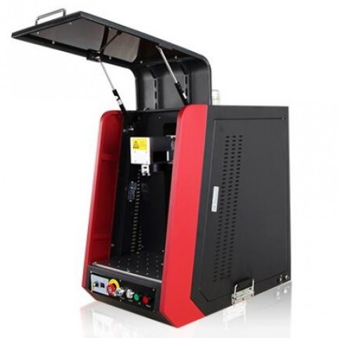 BOX30 ماكينة الفايبر ليزر  ٣٠ واط