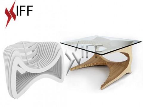 kh120 ماكينة الليزر للحفر والنحت على الخشب والزجاج - التجهيزات المبتكرة