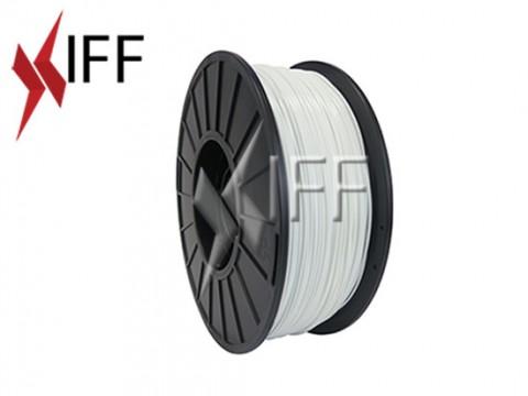 مادة PLA: أبيض: ١.٧٥مم