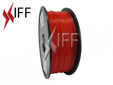 مادة PLA: أحمر: ٣مم