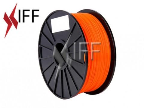 مادة PLA: شبه شفاف برتقالي: ٣مم