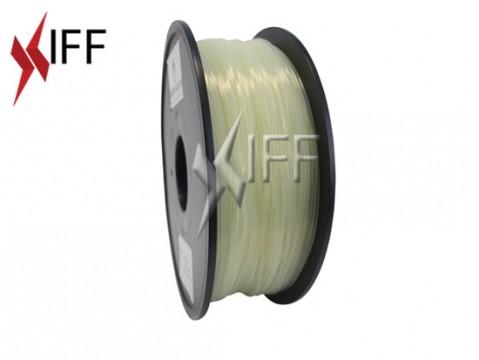 مادة PLA: شفاف: ١.٧٥مم
