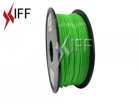 مادة PLA: أخضر قوي: ١.٧٥مم