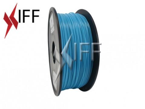 مادة PLA: أزرق سماوي: ١.٧٥مم