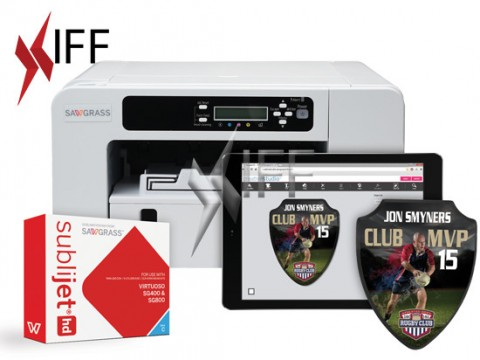 Sawgrass SG 400 Sublimation Printer IFF
