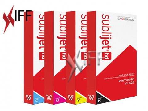 Sublimation Ink CMYK Package - VJ 628 IFF