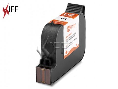علبة حبر يوتو P1 لون أسود سعة 370 مل - التجهيزات المبتكرة
