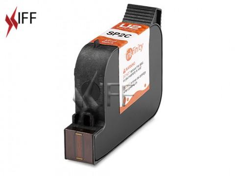 علبة حبر يوتو SP2C لون أسود - التجهيزات المبتكرة