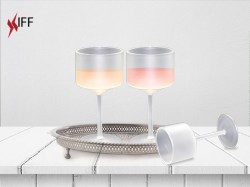 Frosted Juice Glass - Raw Materials - Innovative Fittings
