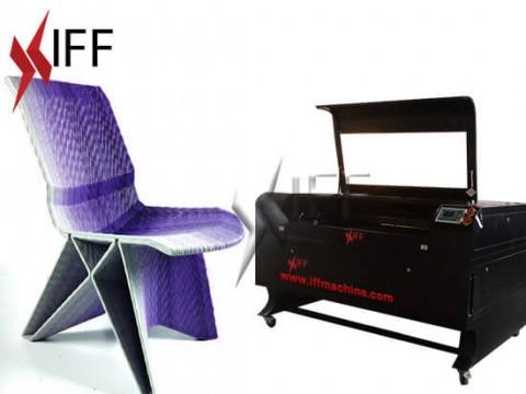 KH90 Laser Cutting & Engraving Machine IFF