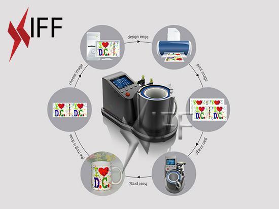 KM1 ماكينة الطباعة الحرارية التجهيزات المبتكرة