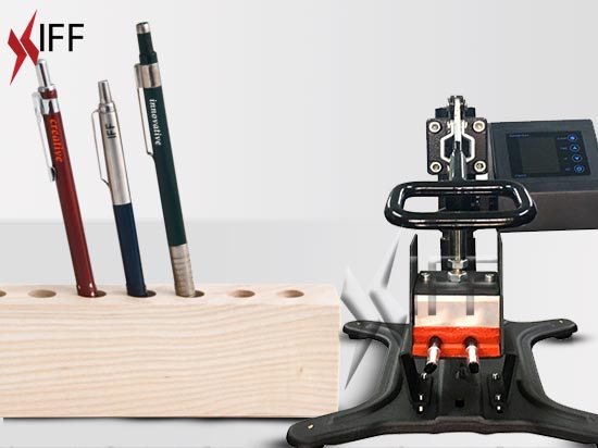 ماكينة الطباعة الحرارية على الاقلام - التجهيزات المبتكرة